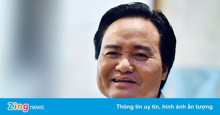 Bộ trưởng GD&ĐT chúc mừng thầy cô dịp 20/11
