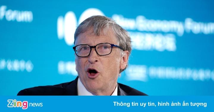 Ông Tập viết thư cảm ơn Bill Gates quyên góp chống Covid-19