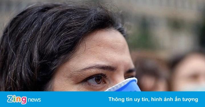 Bệnh nhân đầu tiên ở Li Băng dương tính với virus corona