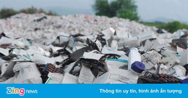 Trung Quốc xử lý 55 tấn chất thải y tế của bệnh nhân Covid-19