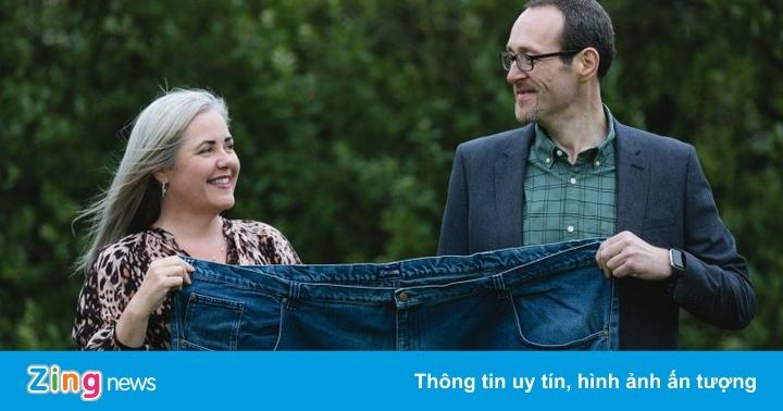 Người đàn ông Ireland 'sống lại cuộc đời' nhờ giảm 137 kg