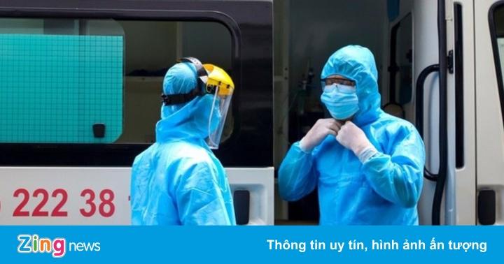 Hai người là F1 ở Quảng Nam mắc Covid-19