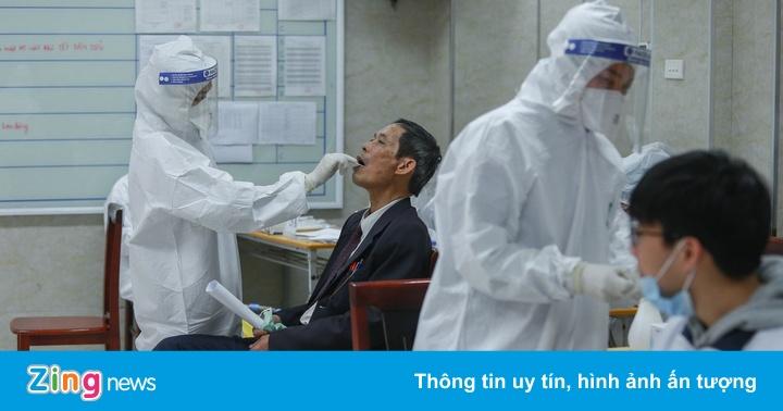 Số ca Covid-19 tại Hà Nội vẫn nằm trong tầm kiểm soát