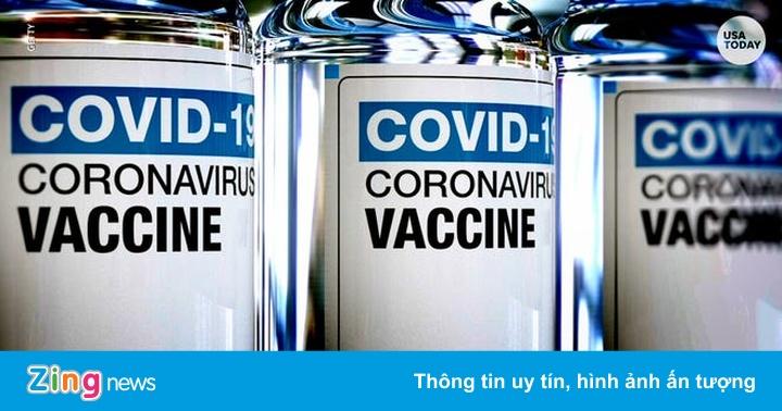 'Xổ số vaccine Covid-19' tại Mỹ