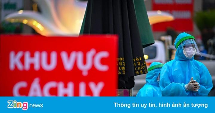 Thêm 6 người ở Hà Nội dương tính với nCoV