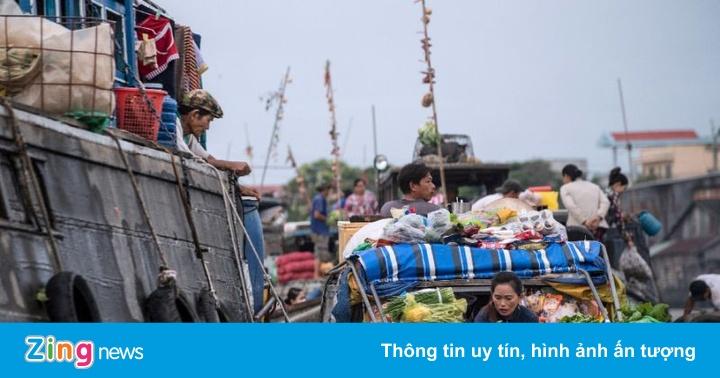 """""""Việt Nam cần ngăn cơn khát nước ngầm để ĐBSCL không sụt lún"""""""