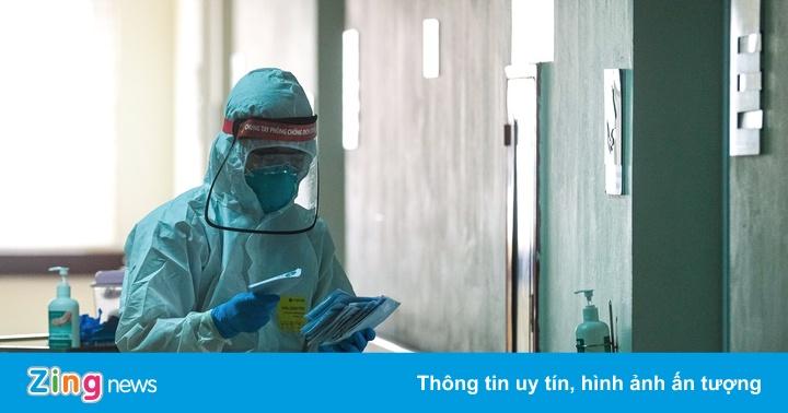 Một bác sĩ ở Hà Nội dương tính với nCoV