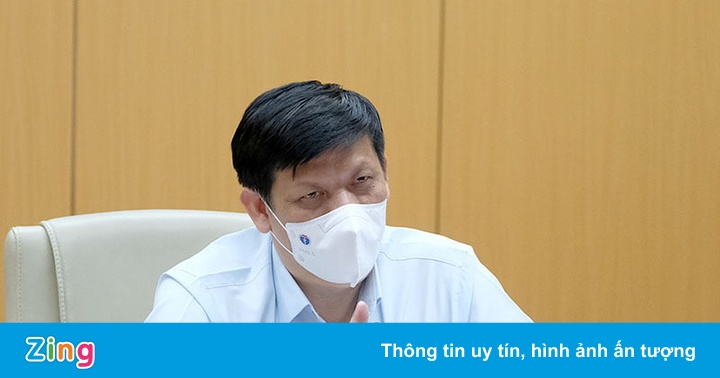Bộ trưởng Y tế: Giảm thời gian nằm viện, cách ly tập trung