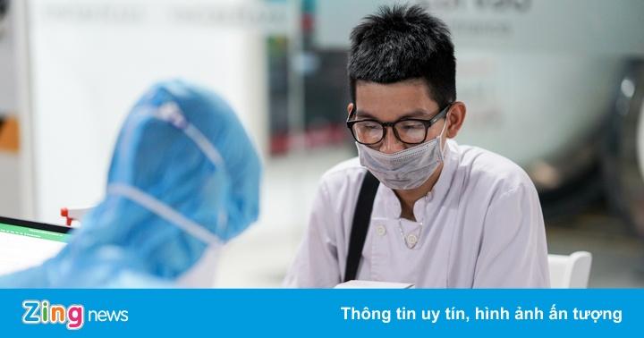 Hà Nội ghi nhận thêm 39 trường hợp nhiễm SARS-CoV-2