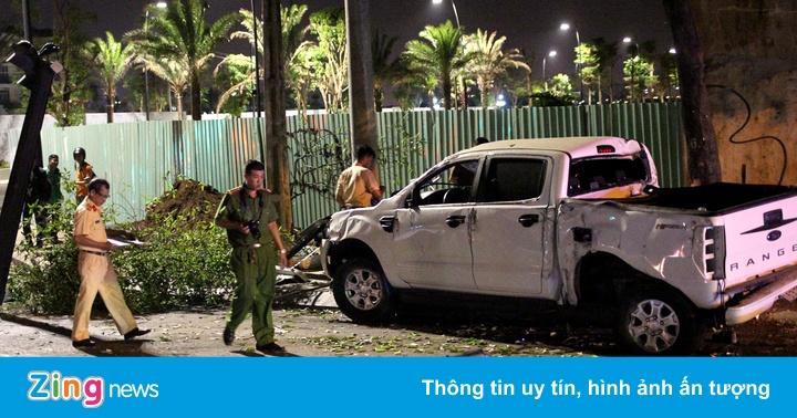 Ban ATGT: Xử lý nghiêm vụ ôtô tông loạt xe máy dừng đèn đỏ ở Sài Gòn