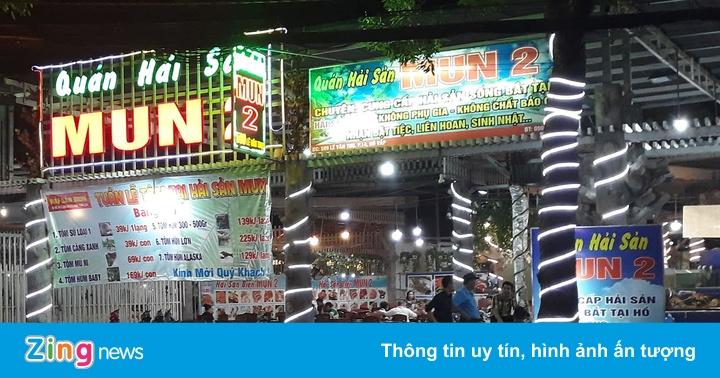 Bảo vệ quán ăn ở Sài Gòn đâm khách nguy kịch