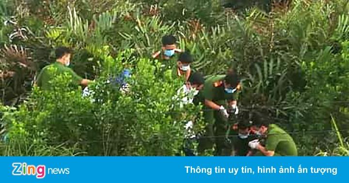 Thi thể người đang ông đang phân hủy trong bụi rậm ở Sài Gòn - Thời sự