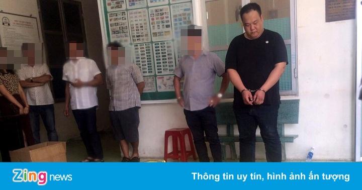 1,1 tấn ma túy của nhóm buôn Trung Quốc có xuất xứ từ Thái Lan