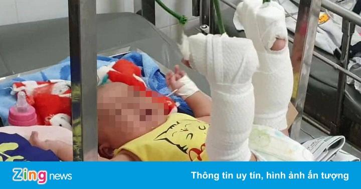 Bắt người cha bạo hành con 4 tháng tuổi ở TP.HCM