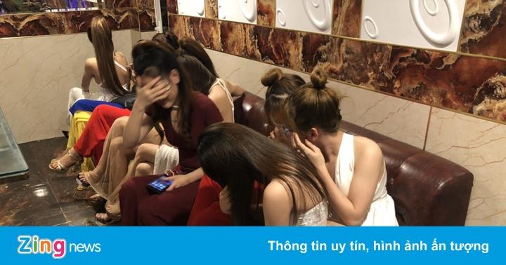 87 người dương tính với ma tuý trong quán karaoke ở TP.HCM